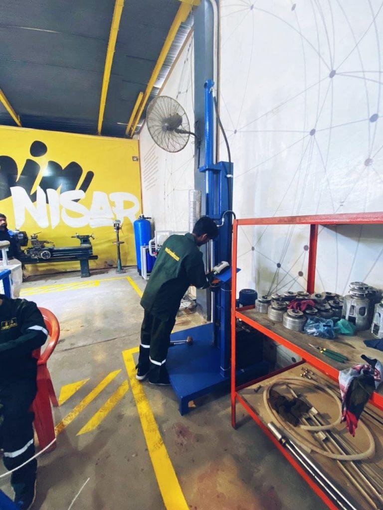 O&M of Submersible Pump at BNB workshop